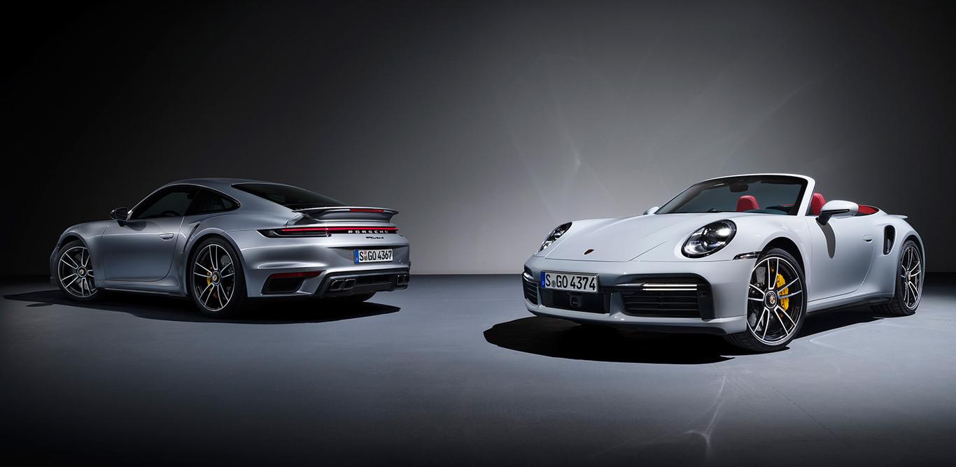 El Porsche 911 Turbo más potente jamás concebido se llama 911 ...