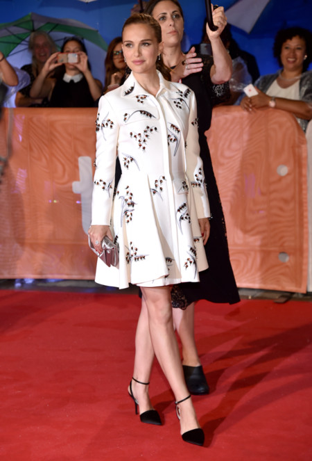 Natalie Portman Lily Rose Depp Toronto 2016 Planetarium 2