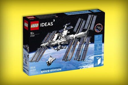 La Estación Espacial Internacional de LEGO está en su precio más bajo histórico de Amazon México y Walmart y con envío gratis