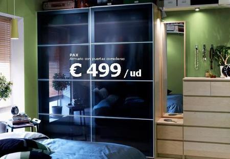 En ikea descuento del 10 en armarios y accesorios de for Ikea interior armarios