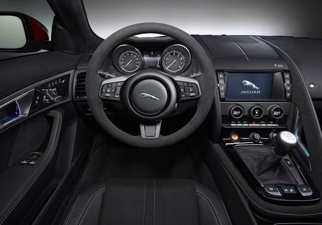 Foto de Jaguar F-Type 2016 (17/19)