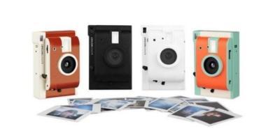 Larga vida a las Polaroid instantáneas, llega Lomo'Instant Camera