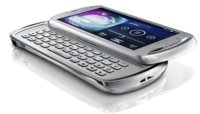 Sony Ericsson Xperia Pro, teclado QWERTY y Gingerbread