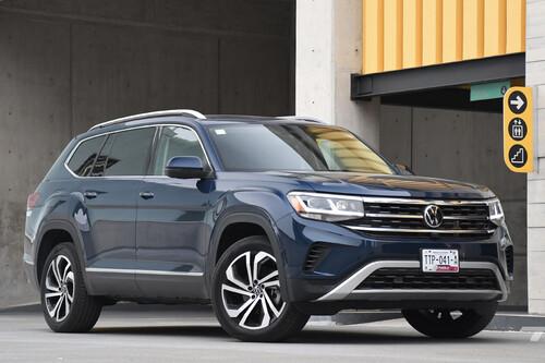 Volkswagen Teramont 2021, a prueba: tecnología y espacio en un SUV de tres filas, más americano que alemán