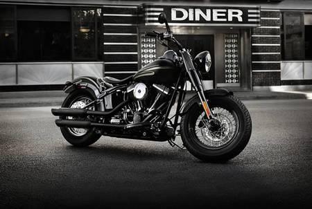 Harley Davidson FLS Softail Slim