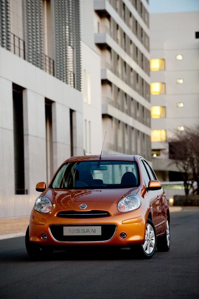 Foto de Nissan Micra 2010 (57/63)