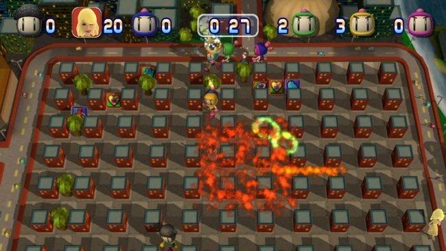 Bomberman Live Battlefest