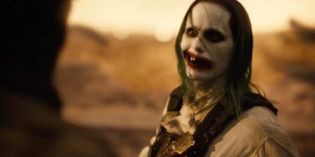 """'La Liga de la Justicia de Zack Snyder': ya podemos escuchar al Joker decir """"vivimos en una sociedad"""" en esta escena eliminada de la película"""