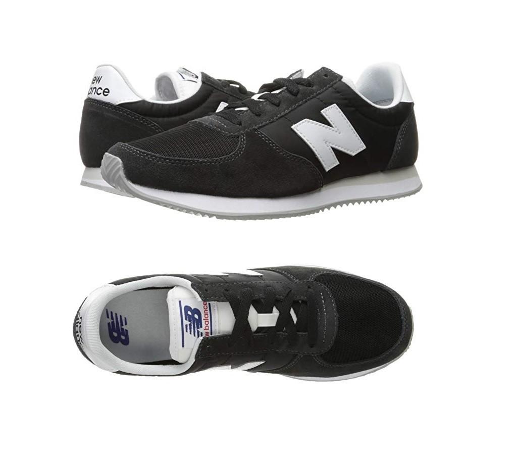 New Balance 220, Zapatillas para Hombre, Negro (Black/White BK), 40 EU