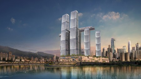 Raffles City Chongqing 5