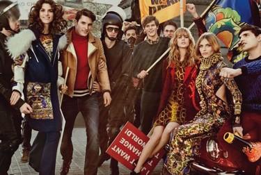 El glamour de manifestarse de Cavalli