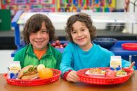 ¿Qué ocurre cuando eliminamos del menú infantil las patatas fritas y los refrescos?