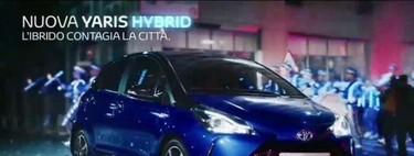 Estos anuncios de Toyota van más allá de los comerciales habituales