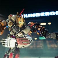 JackHammer es el alocado cruce entre Quake Arena, Rocket League y una partida de balón prisionero