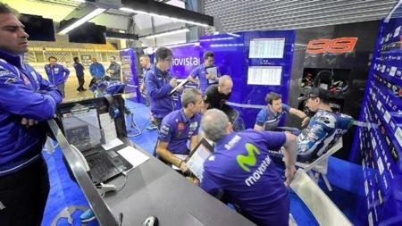 Yamaha Team Catar Test 2015