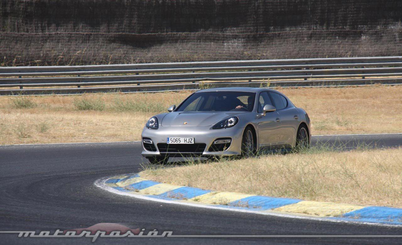 Foto de Porsche Panamera GTS (Prueba) (108/135)
