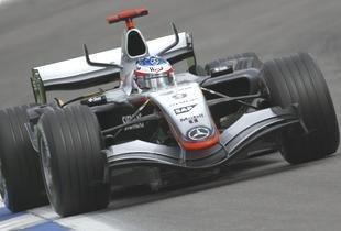 McLaren empieza fuerte