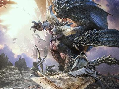 Monster Hunter World ya es el juego más vendido de la historia de Capcom