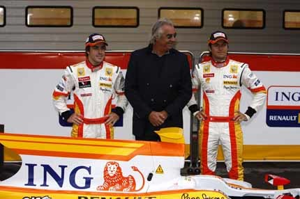 ING confirma su adiós a Renault y a la F1 para 2010