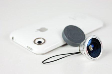 Objetivos para móviles de Photojojo
