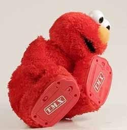 Elmo TMX: el regalo estrella de las Navidades