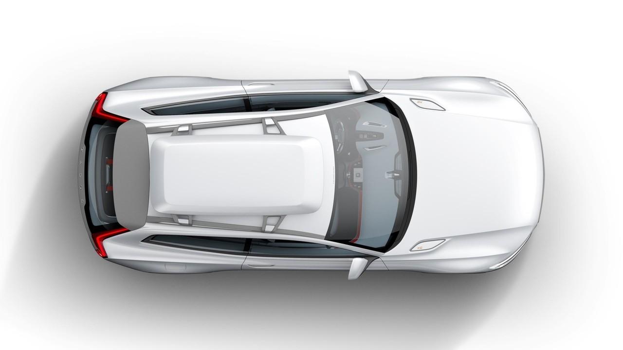 Foto de Volvo Concept XC Coupé (1/3)