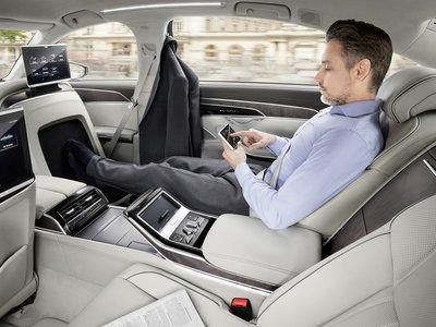 Sonido 3D envolvente en el nuevo Audi A8: otra guinda para añadir a un pastel de lujo