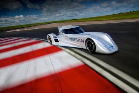 El Nissan ZEOD RC rodará por primera vez el próximo mes de octubre