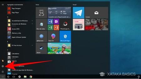 Entrar En Ajustes De Windows 10