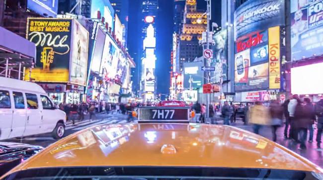 MIDTOWN, la esencia del movimiento neoyorkino en más de 50.000 fotogramas