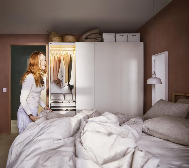 04 Dormitorios Ikea