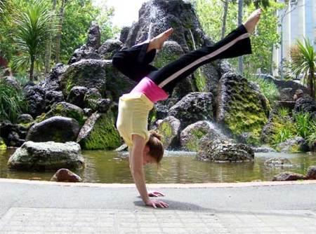 La flexibilidad está reñida con el músculo. Desmintiendo un mito