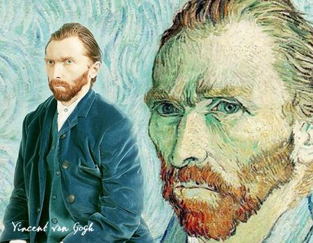 Vincent Van Gogh by Tadao Cern