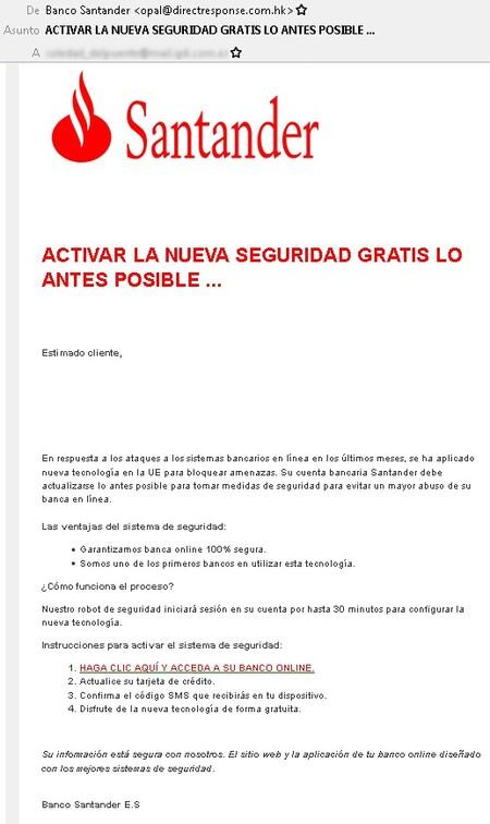 Correo Santander 28092020