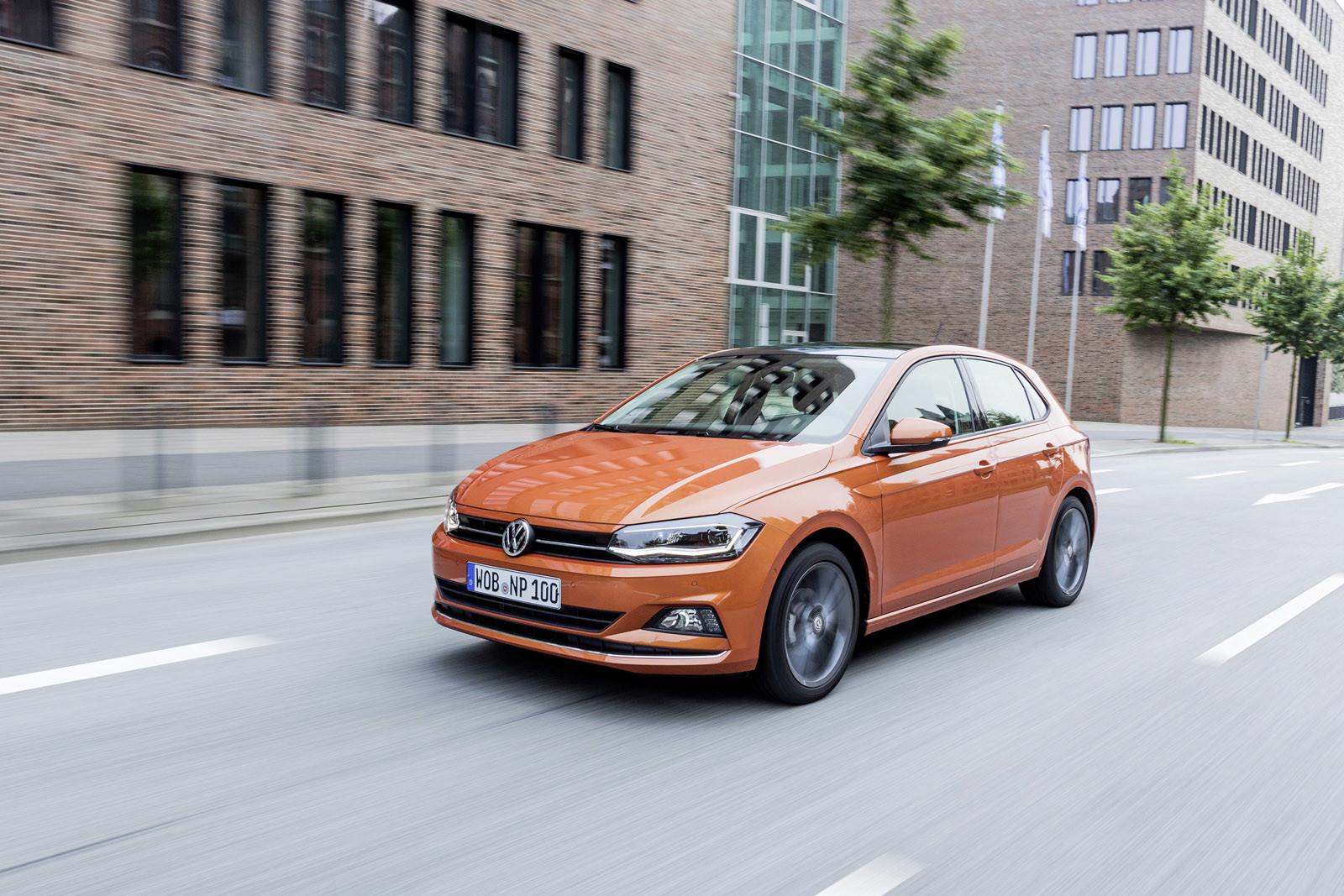 Foto de Volkswagen Polo 2018, toma de contacto (32/59)