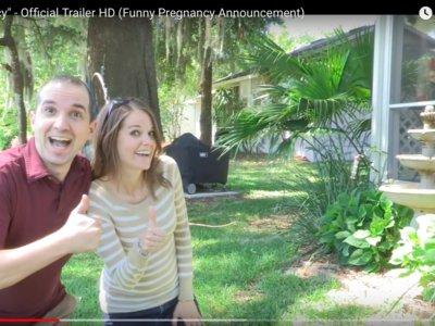 """""""Pregnancy"""", el divertido 'tráiler oficial' de un embarazo muy esperado"""