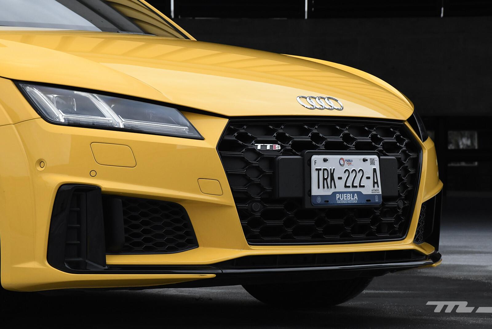 Foto de Audi TTS (prueba) (15/29)
