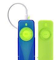 Funda para deportistas que usan iPod Shuffle