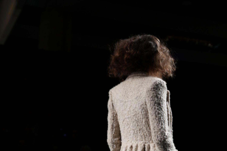 Foto de Alma Aguilar en la Cibeles Madrid Fashion Week Otoño-Invierno 2011/2012 (8/126)