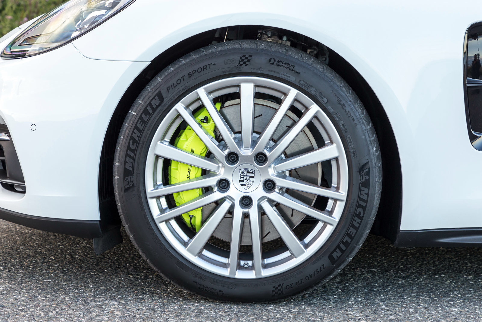 Foto de Porsche Panamera Sport Turismo, toma de contacto (48/75)