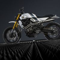 Yamaha Yard Built XSR700 by Bunker Custom Motorcycles
