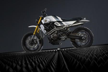 Yamaha Yard Built XSR700 by Bunker Custom Motorcycles