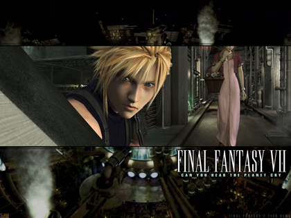El remake de Final Fantasy VII