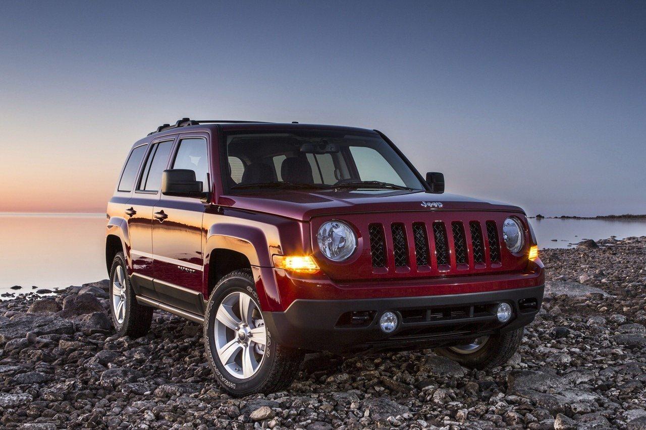 Foto de 2014 Jeep Patriot (4/12)