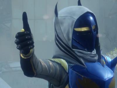 El Colibrí Gjallarwing de Hierro es otra de las razones para pre-ordenar Destiny: Rise of Iron