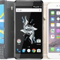 El OnePlus X frente a los rivales de cada casa