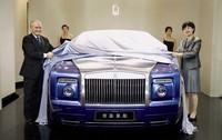 Rolls-Royce pisa fuerte en China