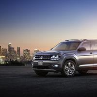 Volkswagen se plantea ofrecer el enorme Atlas de siete plazas en Europa