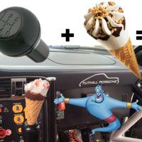 Bricopasión™ de verano: ¡Al rico helado para el pomo de la palanca de cambios!