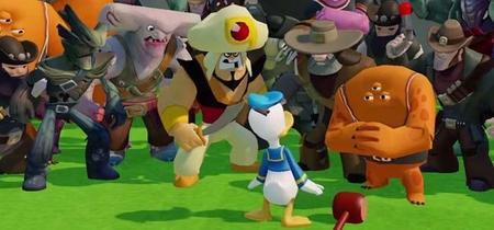 El pato Donald también estará en Disney Infinite 2.0